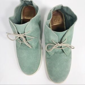 dv by Dolce Vita | Lace-Up Suede Sneakers | 8